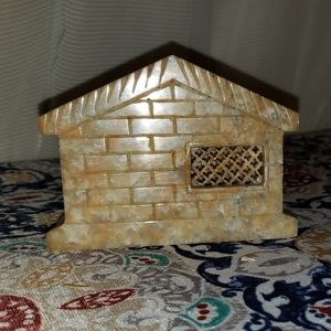 Marble Incense Potpourri House